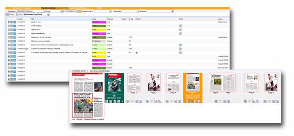 PubliAtis : SaaS Publishing System